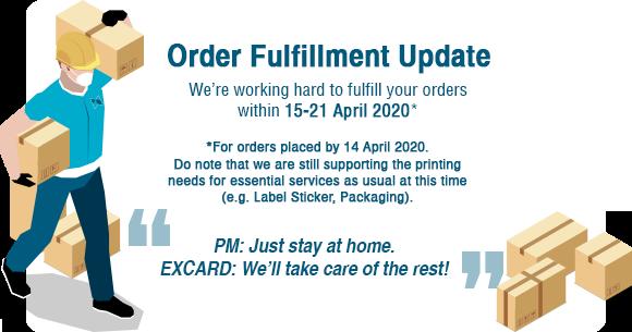Excard Notice