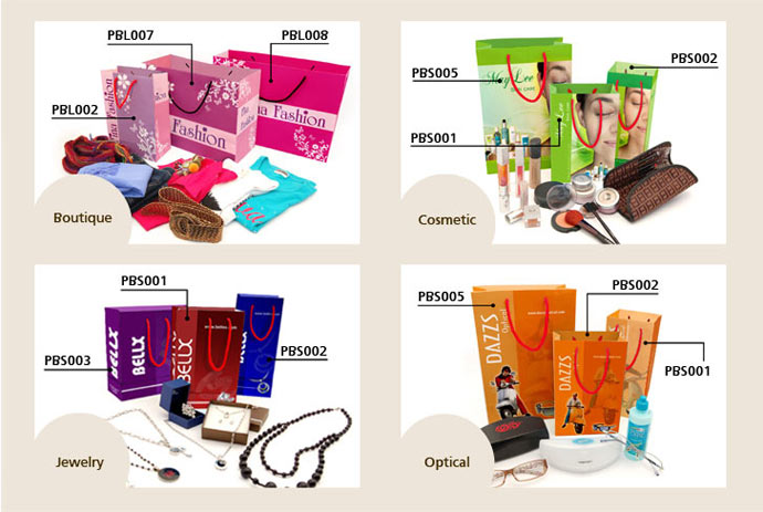 Design for various retail products