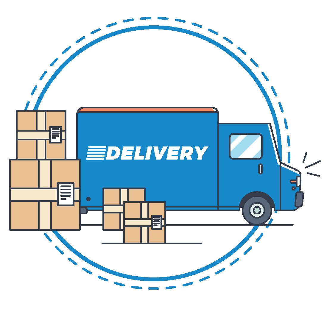 Excard Delivery